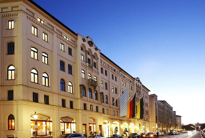 Hotel Vier Jahreszeiten Kempinski *****