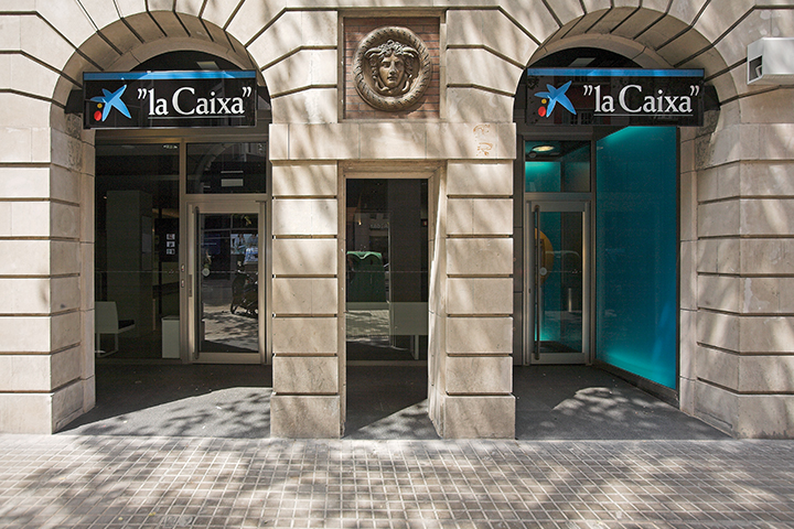 La Caixa Offices