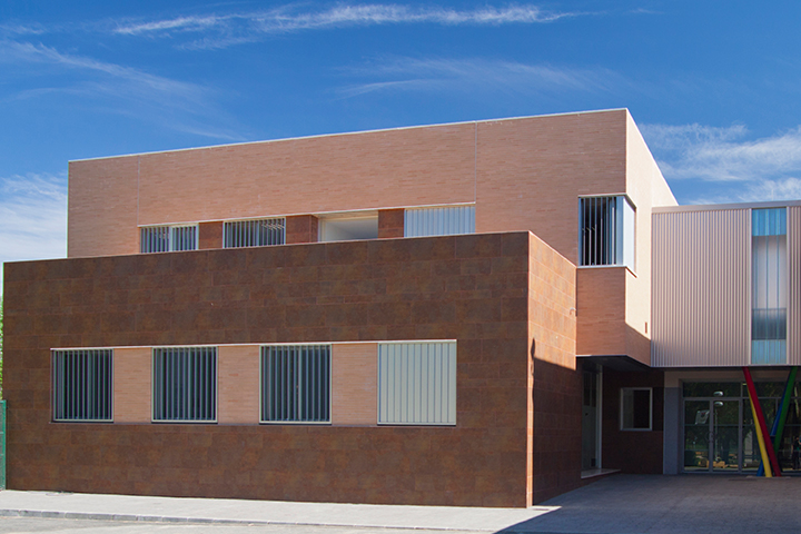 Las Tabladillas School