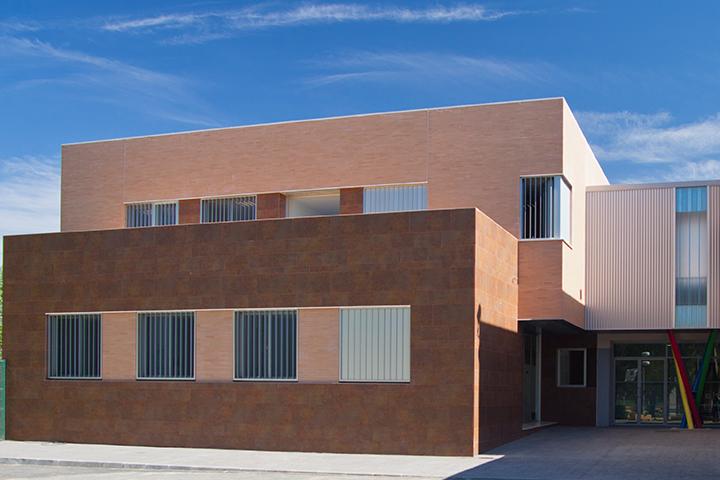 Las Tabladillas School